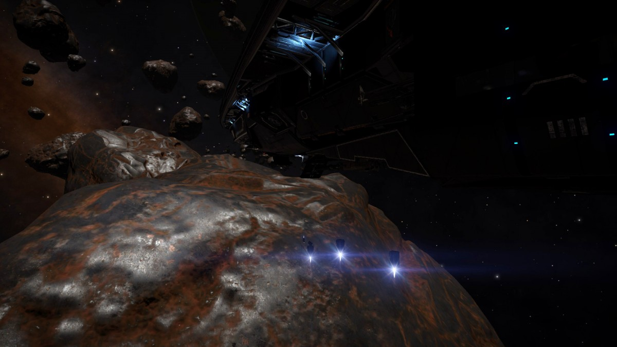 Mining with Anaconda