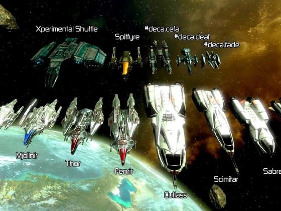 Terran Ship Collection