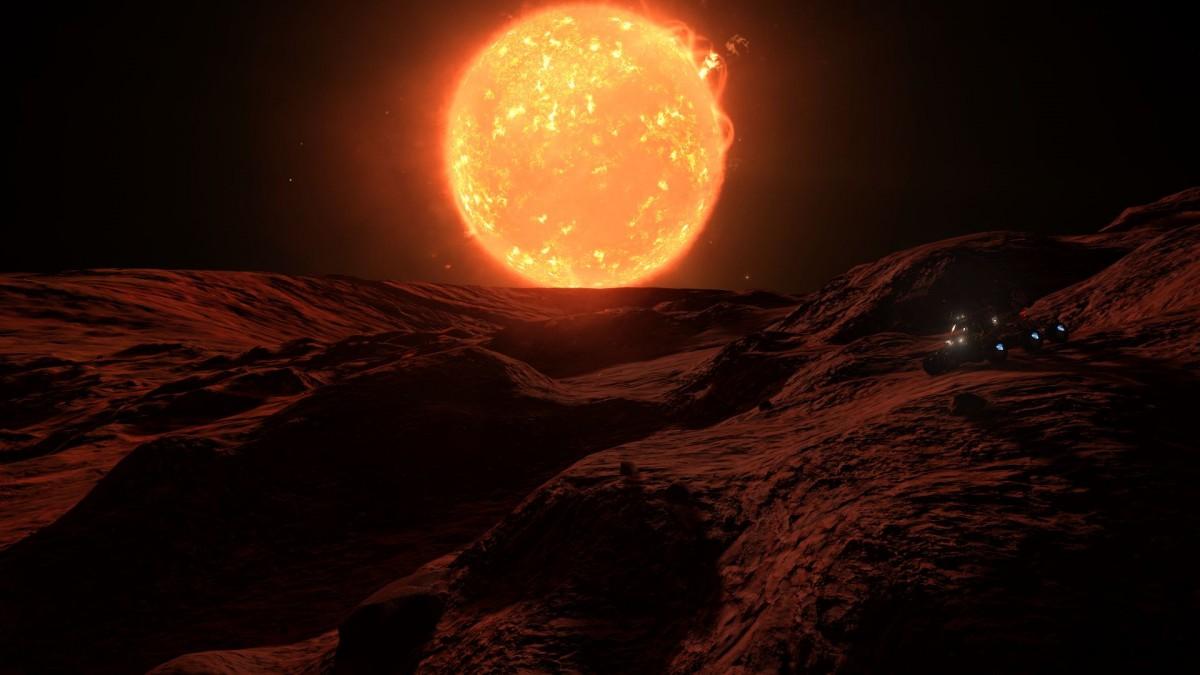 Planetary views