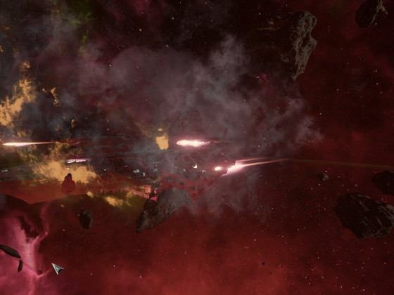 Dangers of the nebulae