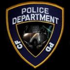CFPD Logo on black background