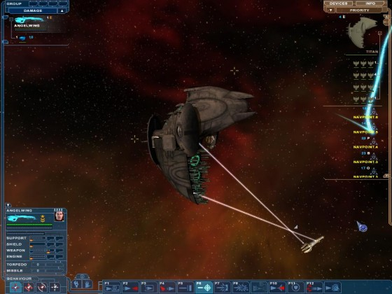 Angelwing_vs__Titan_Station