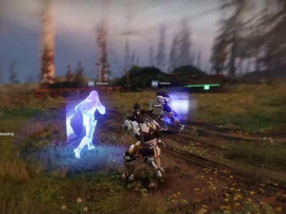 Destiny 2: Tour - The Farm