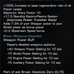 Breen Warp Core