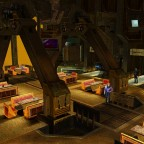 Bar at Elbich Mining Station in Omega-7