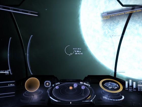 Blackhole near sun