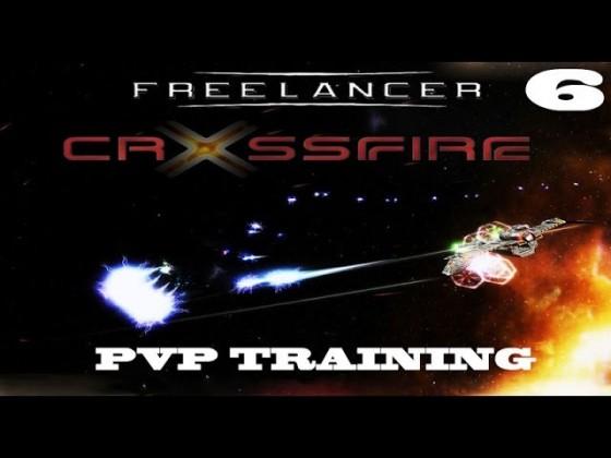 06 Freelancer: Crossfire [PvP Training | Advanced] - Evades [Part 6]