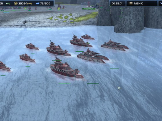 Cybran Navy