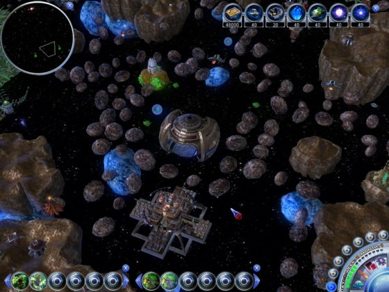 Spaceforce Captains Screenshot