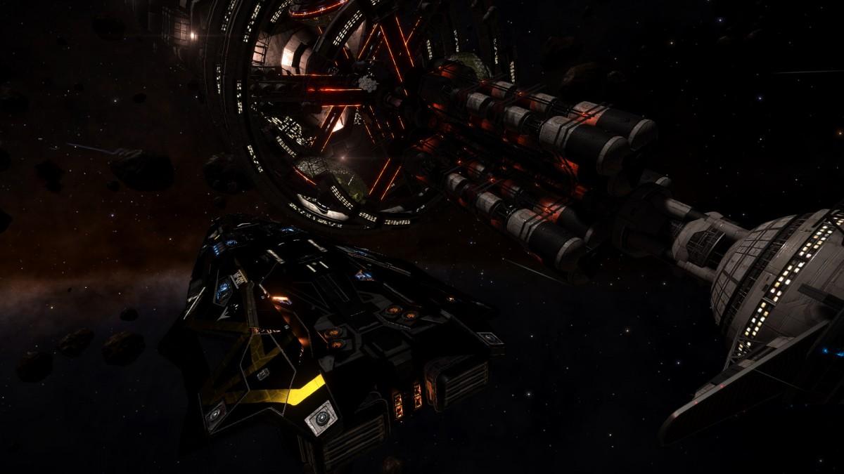 Dionysus - dockable megaship in HIP 17044 system