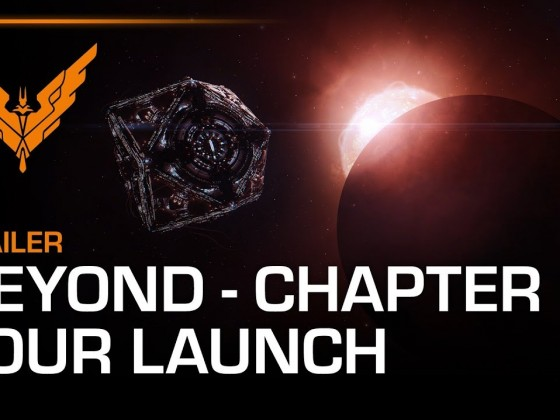 Elite Dangerous: Beyond - Chapter Four | Release Date Announcement