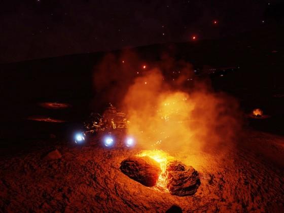 Magma volcanos site