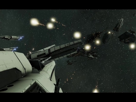 Battlestar Galactica Deadlock replay