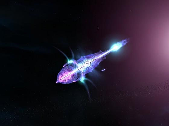 Nomad Battlecruiser