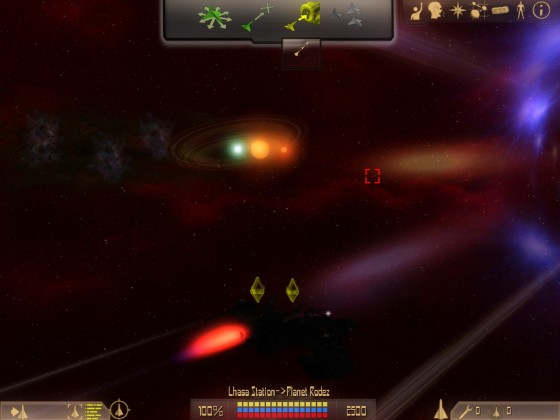 Crossfire 1.9 screens