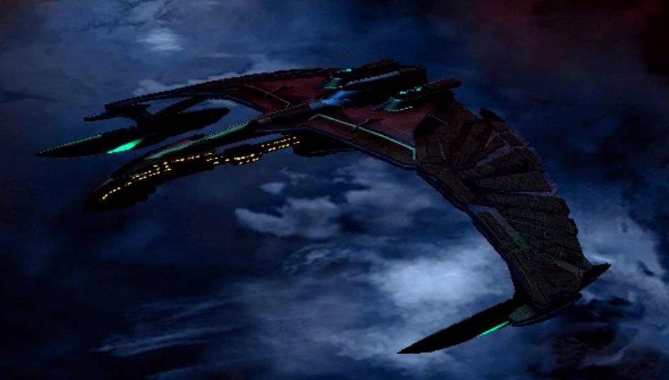 Mirror Universe Mogai Heavy Warbird Retrofit