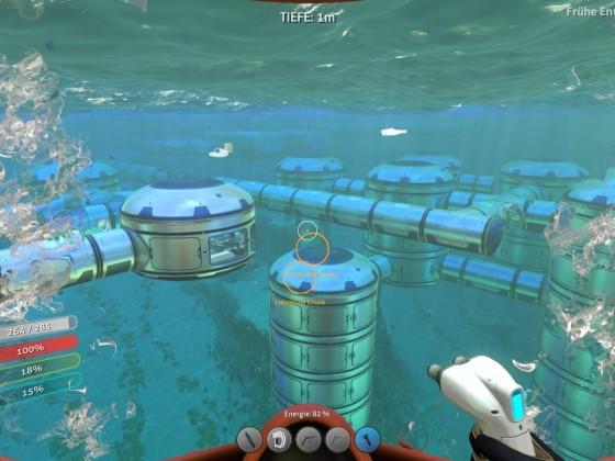 Subnautica Base
