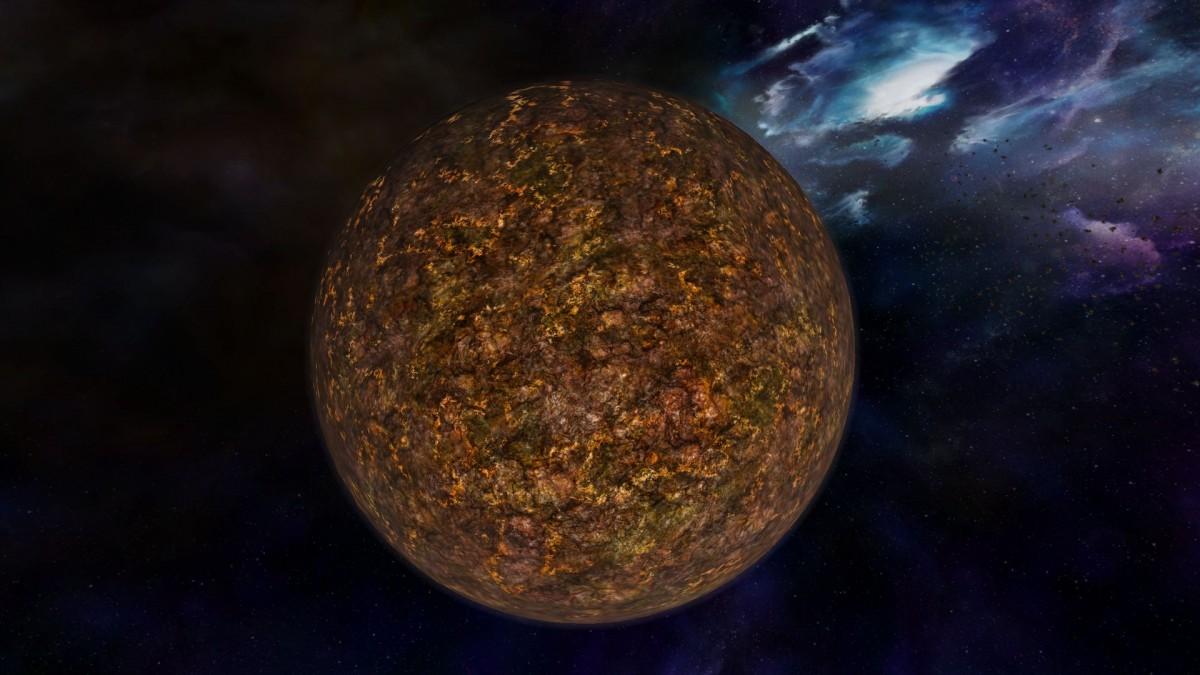 Planet Chisos
