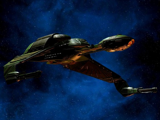 Klingon Bird-of-Prey