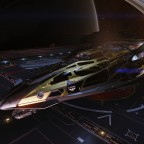 Katana docked at Balor