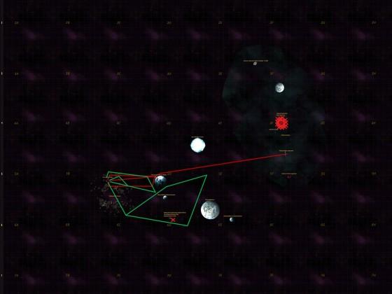 Sirius Sector Outcast Raum Omicron Alpha System