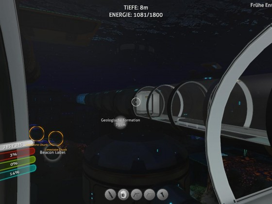 Subnautica base interior