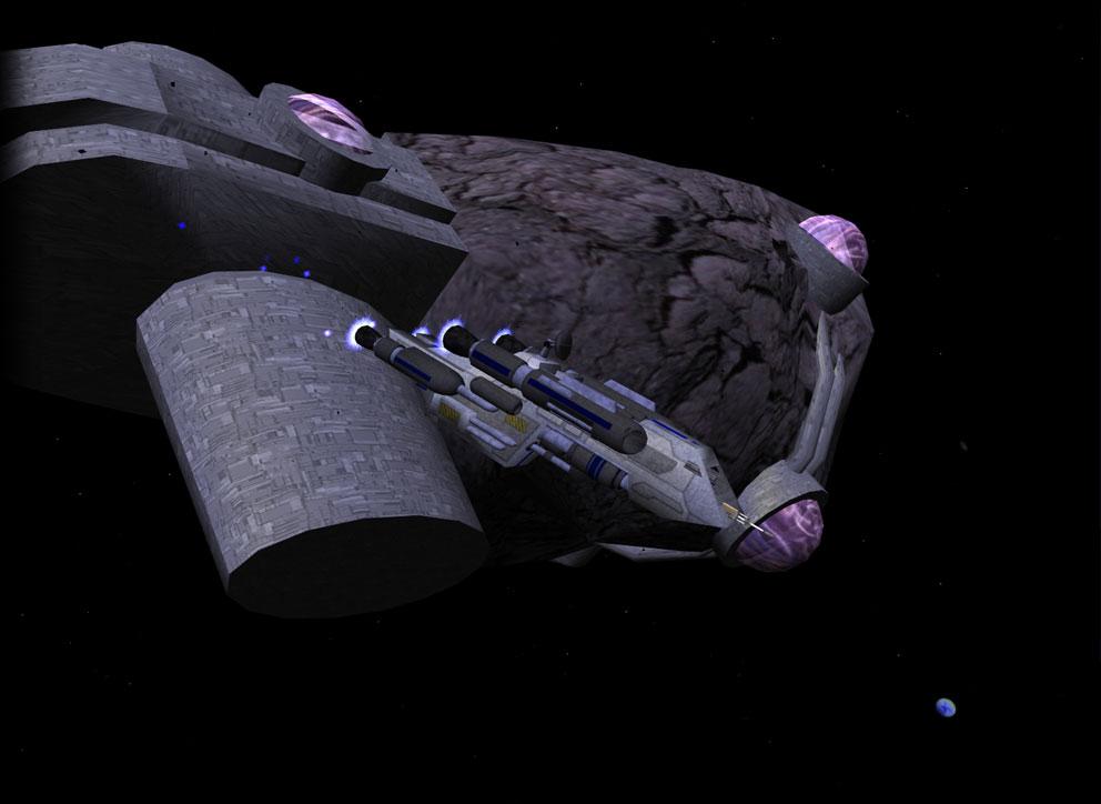 Tarsus leaving base