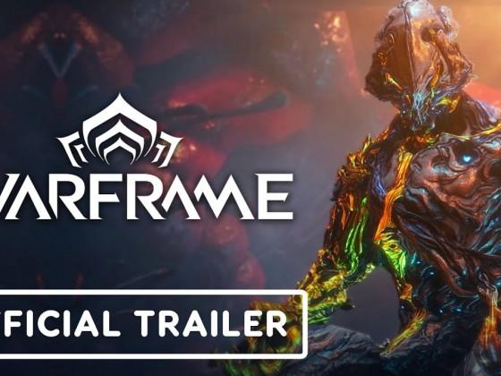 Warframe - Official Nidus Prime Trailer