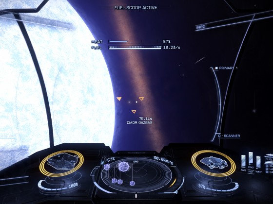 Other Commander 3000ly away from home