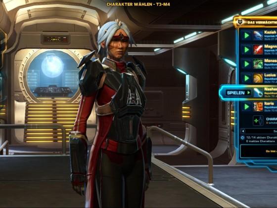 Nashass - Jedi Knight