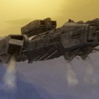 001-Comercial Towing Vessel USCSS Nostromo