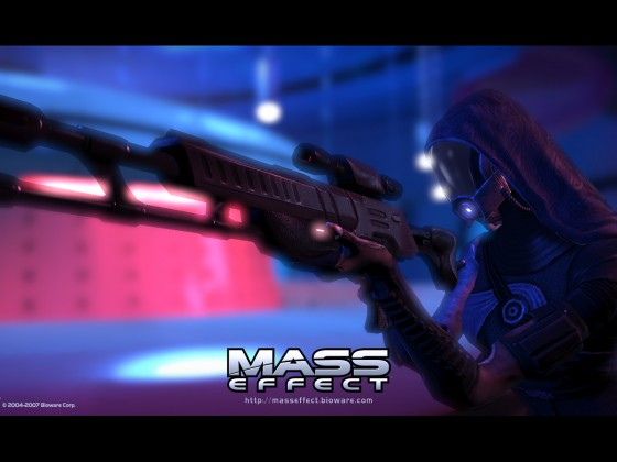 Mass Effect 1 Wallpaper