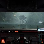Steering an AT-AT