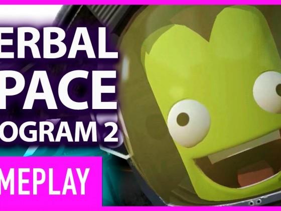 Kerbal Space Program 2 Gameplay | Gamescom 2019