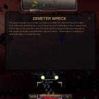 Demeter Wreck Info card