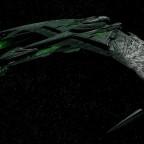 Romulan Warbird Valdore type