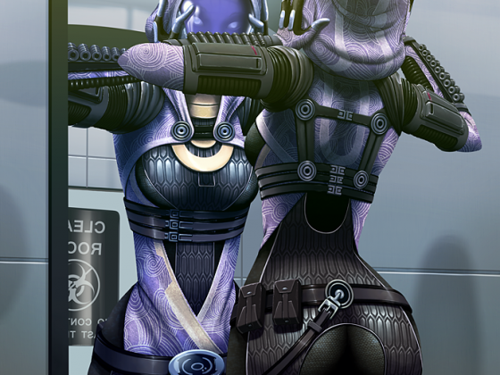 Mass_Effect_Tali__s_Reflection_by_ghostfire