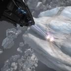 Ice rings mining