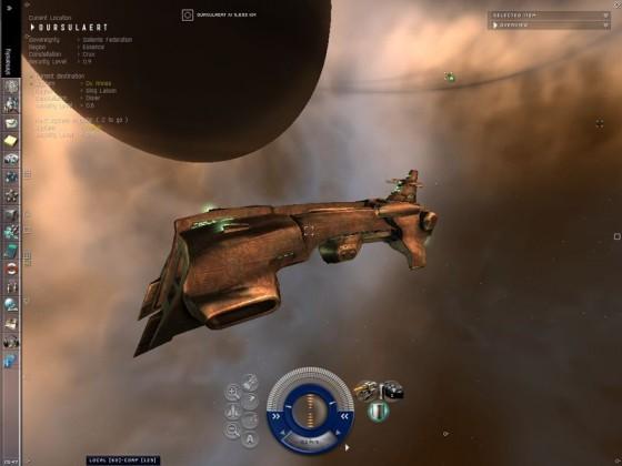 Megathon Gallente Battleship
