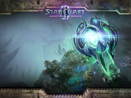 Starcraft 2 Wallpaper