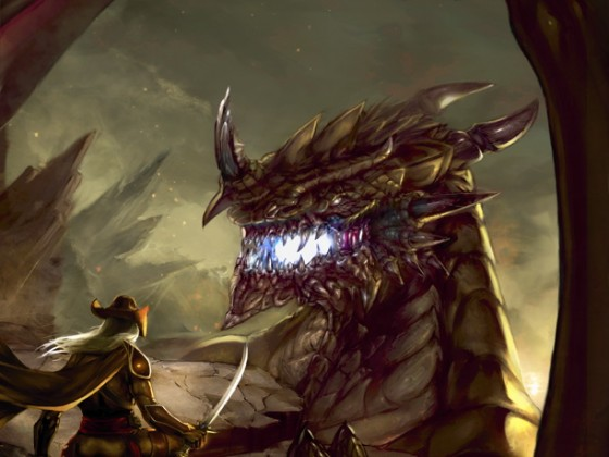 Dragon Growl, Dragon Roar