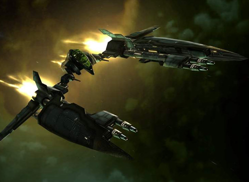 Amarr Fighter Drone