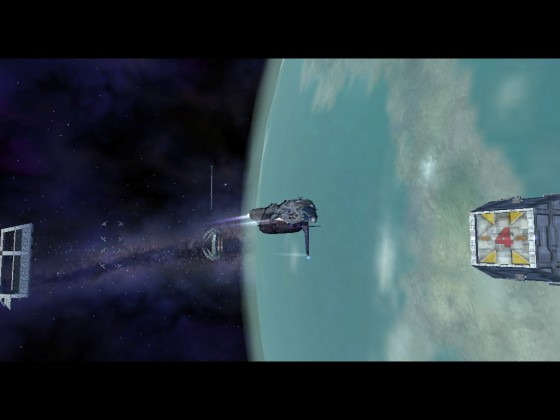 Third Mission on single player in Empire Mod