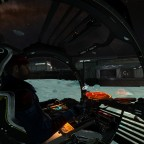 SRV cabin