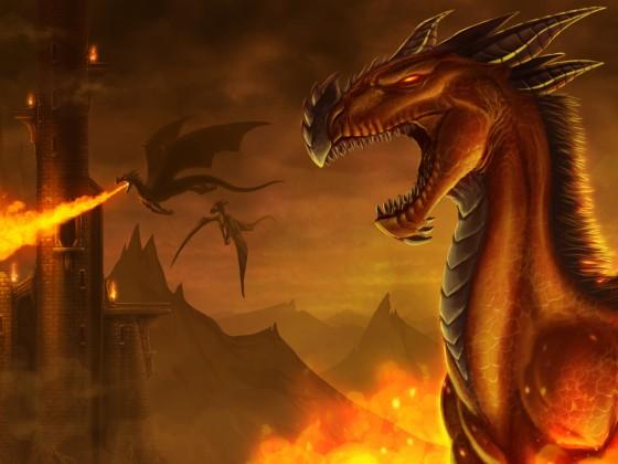 Dragon Seige