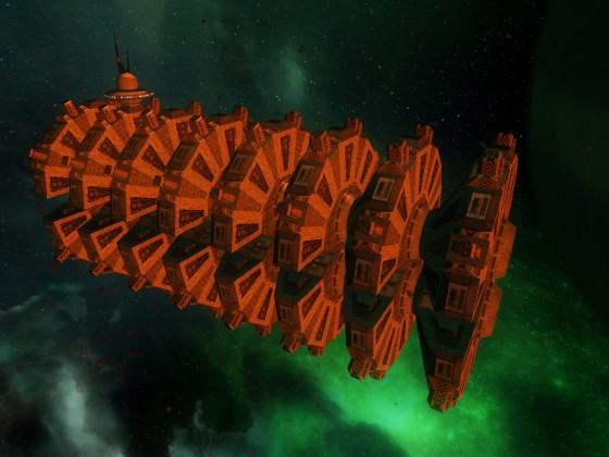 Regalis - Fighter Production Facility Beta