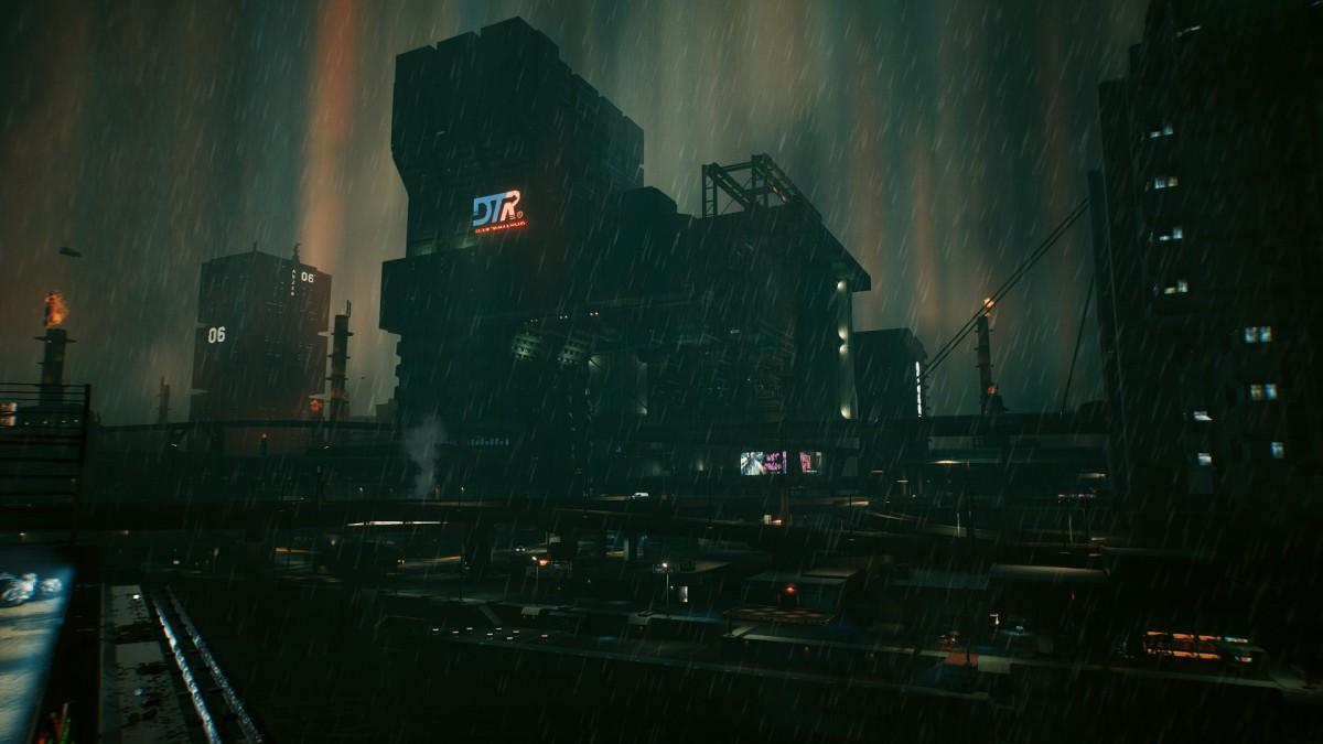 Night City look