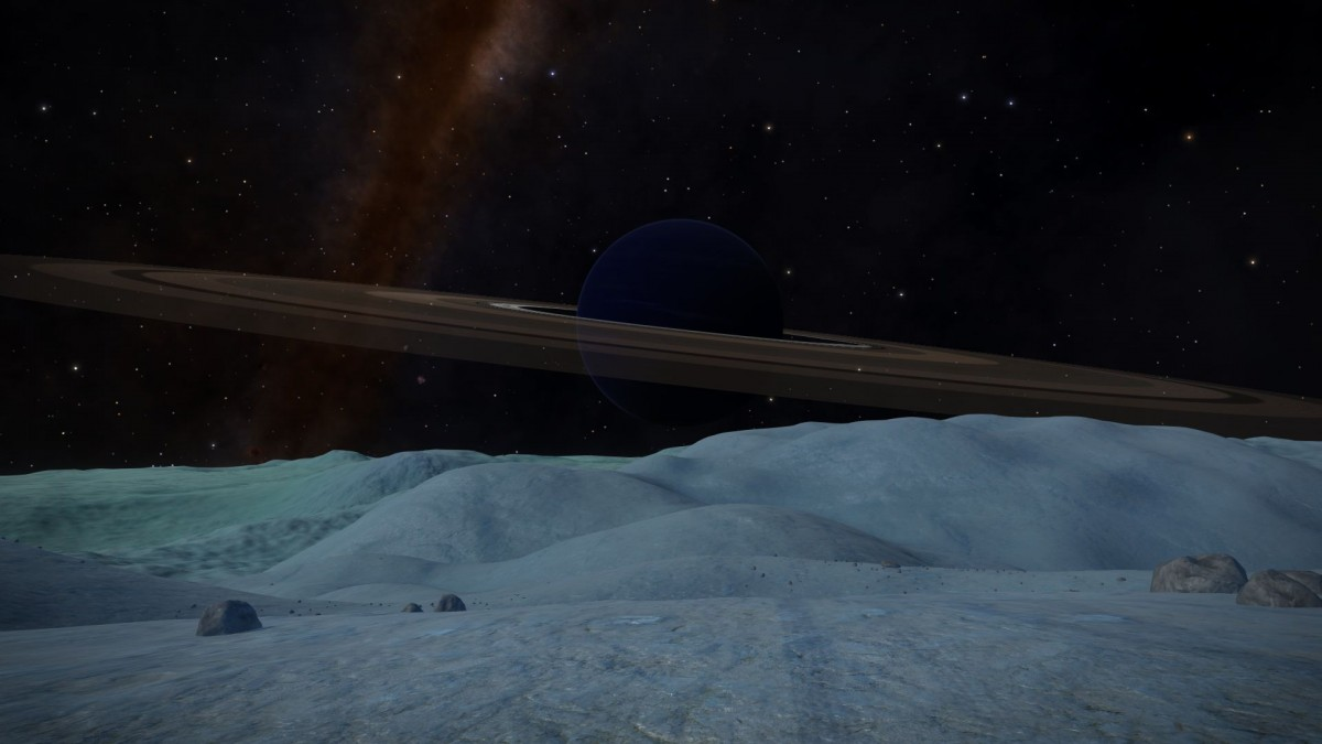 Planetary views