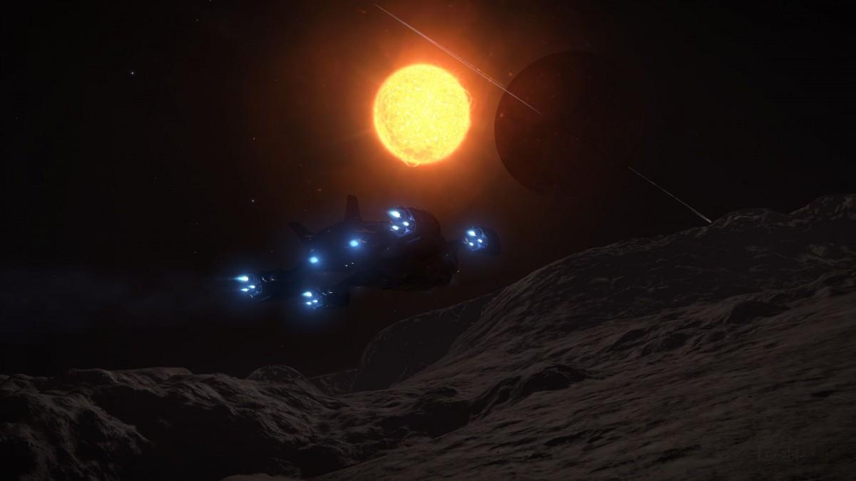 Leaving planet