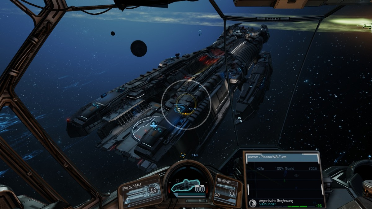 """Arawn"" large destroyer"